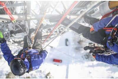 Precautions for Winter Job Site Safety