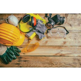 PPE for Construction Safety Pack