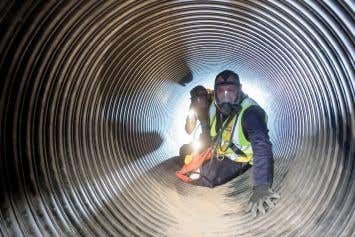 Introduction to Confined Spaces in Construction