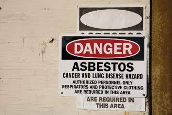 Asbestos Hazards Toolbox Talk