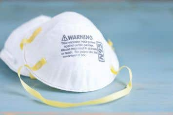 Filtering Facepiece Respirators Awareness for All Industries