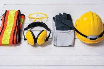 Personal Protective Equipment Awareness for Construction