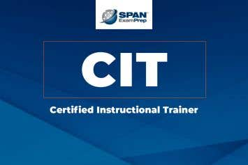 Certified Instructional Trainer (CIT)