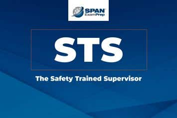 Safety Trained Supervisor (STS)