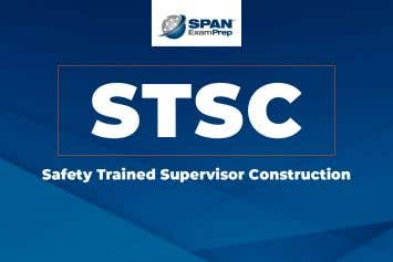 Safety Trained Supervisor Construction (STSC)