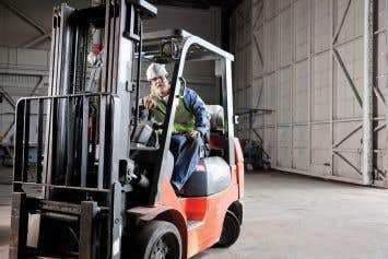 Safe Forklift Operation for General Industry