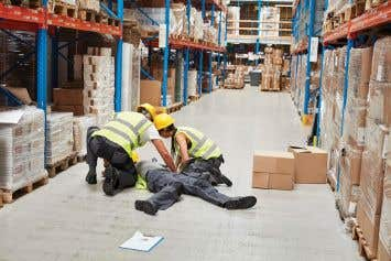 Slips, Trips and Falls for General Industry