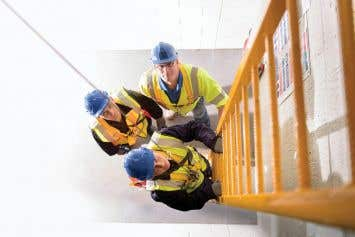 Ladder Safety Awareness for Construction