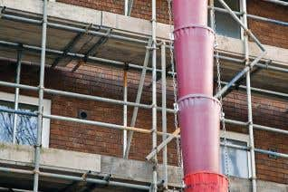 Cal Scaffold Use for Construction
