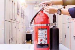 Portable Fire Extinguisher Awareness for All Industries