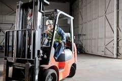 Safe Forklift Operation for General Industry