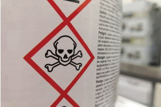 Container Labeling Awareness for General Industry