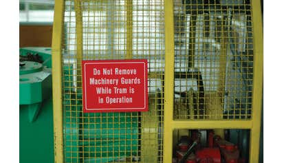 Machine Guarding for General Industry