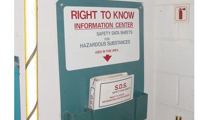 How to Read an Safety Data Sheet for All Industries