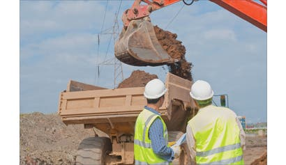 Working Around Mobile Equipment Awareness for Construction