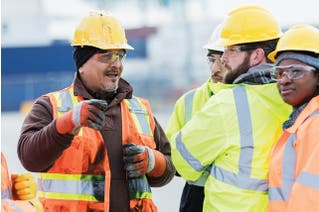 Conducting Tailgate Meetings for Supervisors and Managers for Construction
