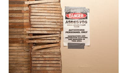 Advanced Asbestos Awareness in Schools