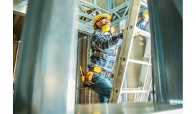 Ladder Safety Awareness for Construction - Spanish