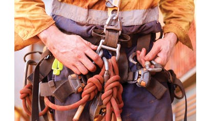 Fall Protection Awareness for Construction - Spanish