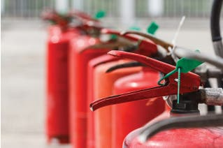 Fire Prevention for Construction - Spanish