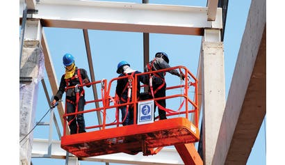 Cal Fall Protection Awareness for Construction - Spanish