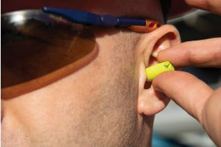 Noise and Hearing Protection for Construction - Spanish