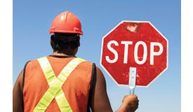 Flagger Safety- Construction Work Zones Toolbox Talk