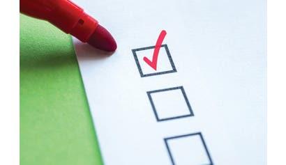Heat Illness Daily Checklist Toolbox Talk