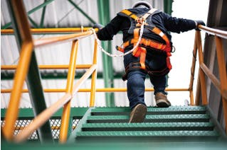 Fall Protection Awareness for Construction
