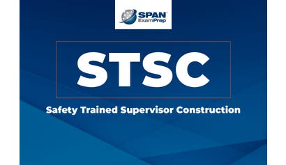 Safety Trained Supervisor Construction (STSC)