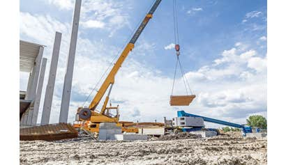 Rigging Safety for Construction