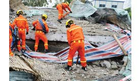Safety and Health During Disaster Recovery for Construction