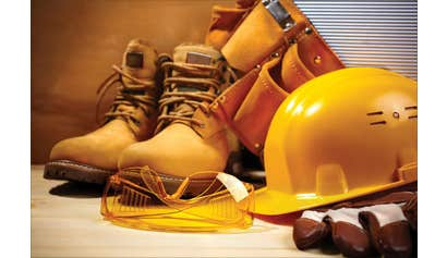 PPE Common for Construction