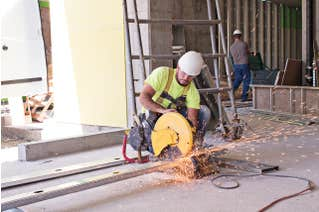 Power Tool Safety Awareness for Construction