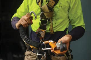 Competent Person, Fall Protection for Construction