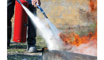 Cal Fire Prevention for Construction