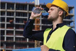 Sun and Other Outdoor Hazards for Construction
