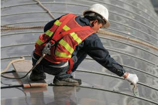 100% Fall Protection for Construction