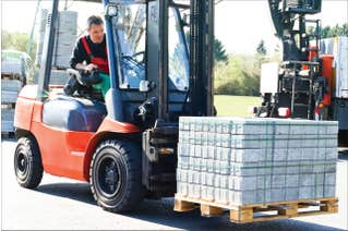 Forklift Operator Certification Preparation for Construction