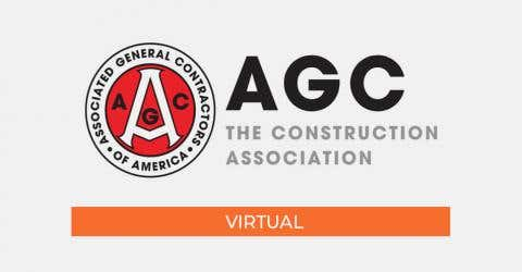 2021 AGC Construction Safety & Health Virtual Conference