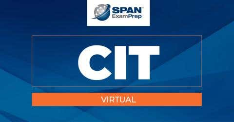 CIT Virtual Workshop - August 17-18, 2021