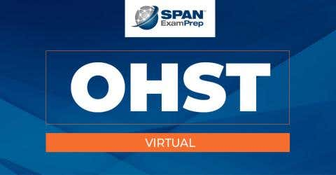 OHST Virtual Workshop - May 18-20, 2021